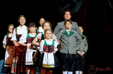 Sound Of Music Captain Von Trapp